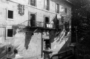 Palacio Horcasitas, sede del SRI